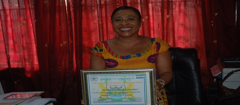 Kids Advocacy Network Awards NRA Best Parastatal for 2014